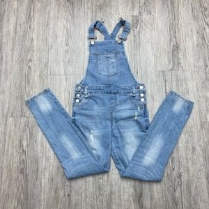 Almost Famous Too Overalls